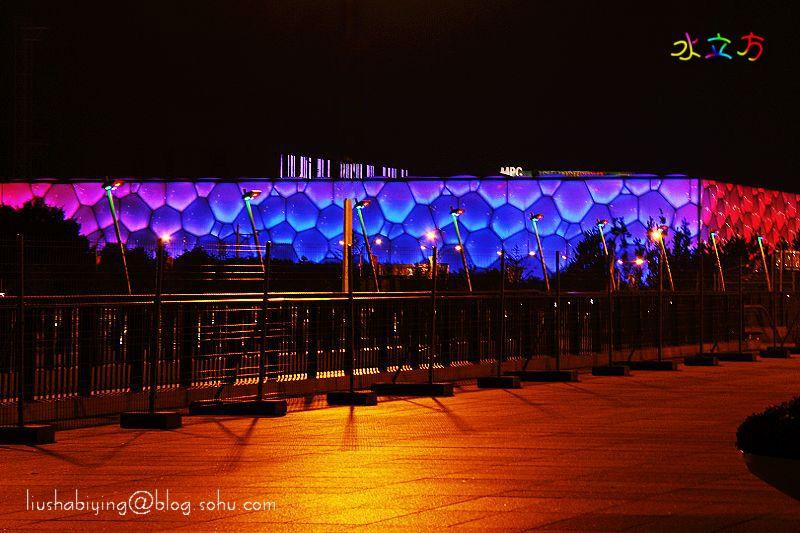 玲珑塔是北京奥林匹克公园中心区的最高建筑