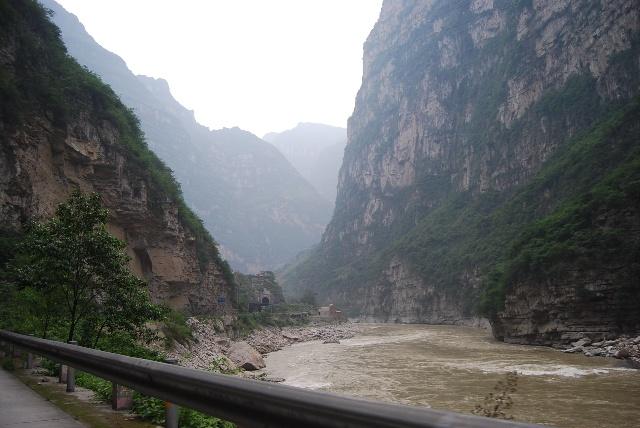 四川峨边县金口河风景
