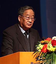 中国工程院李文华院士