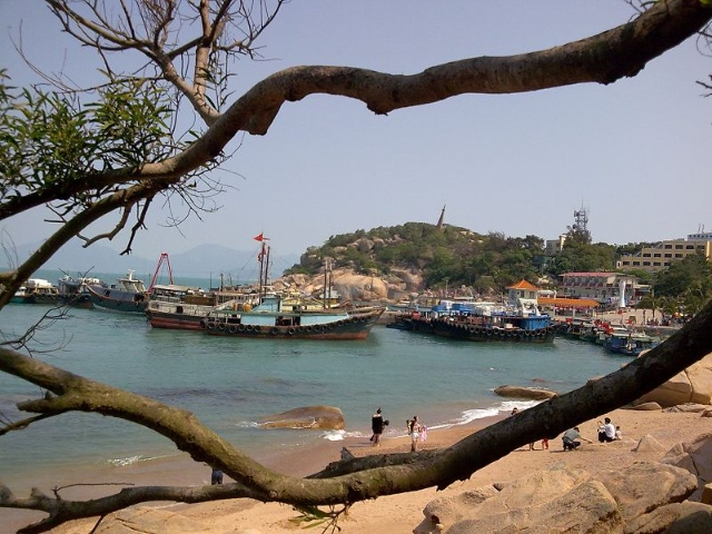 五一假期:珠海外伶仃岛