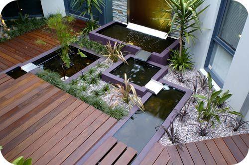 墨尔本h2o desgin的水系景观设计 -室内设计师周斌