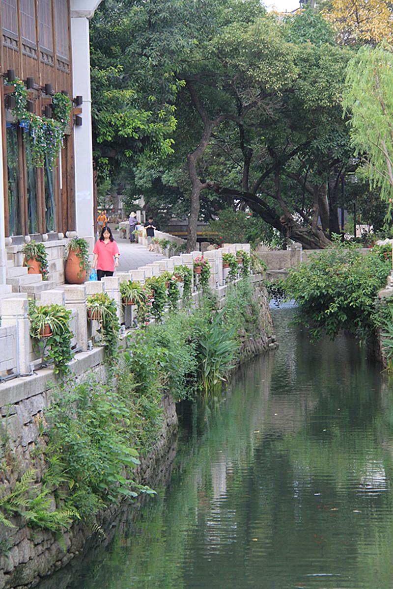 三坊七巷之 安泰河