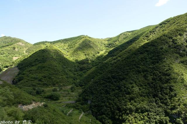 白草畔自然风景区