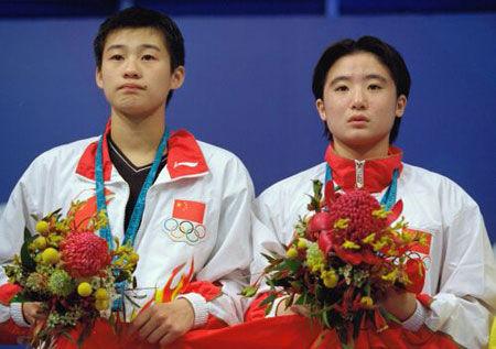 桑雪,1984年12月7日生于天津.5岁开始学习体操,10岁时改练跳