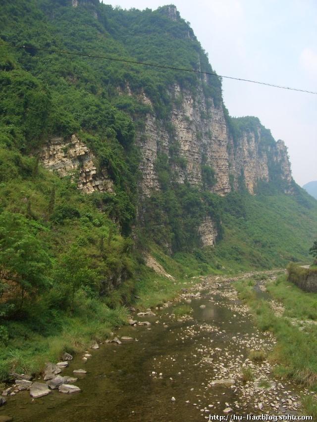 2011上浶j�:X�nX�_【行行摄摄】徒步宜昌下浶溪