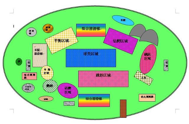 幼儿园区域图片 设计