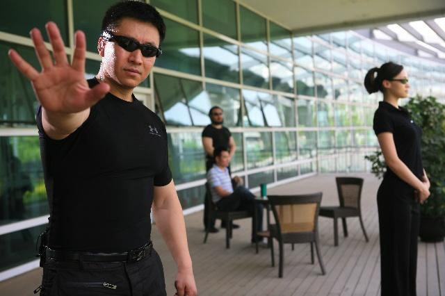中国第一保镖李旭的博客 我的搜狐