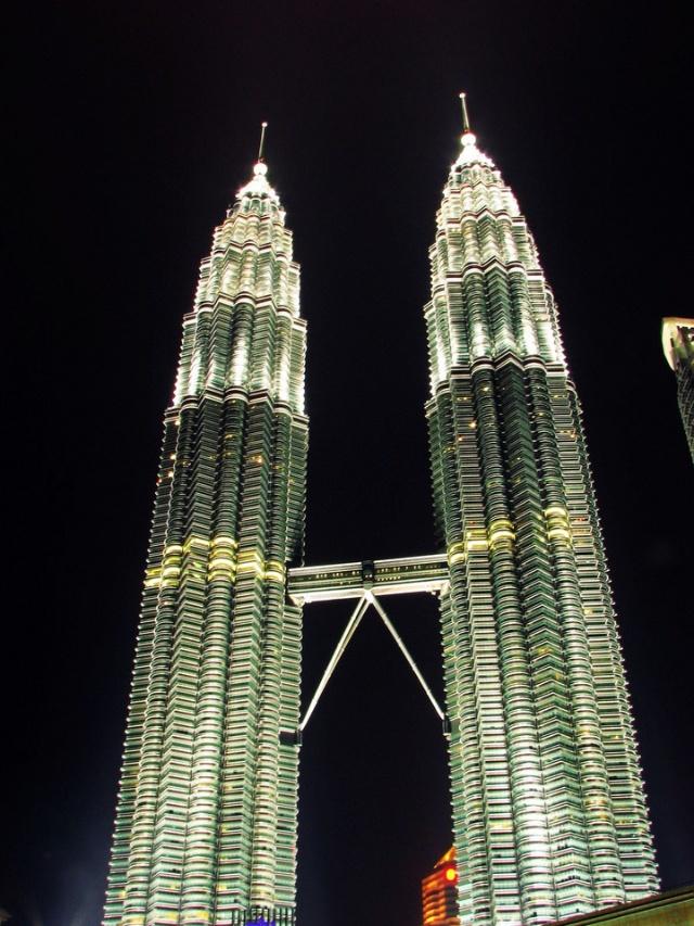 迪拜与世界十大高楼