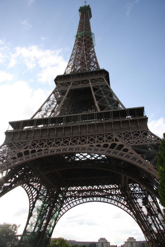场景四:未登顶的埃菲尔铁塔