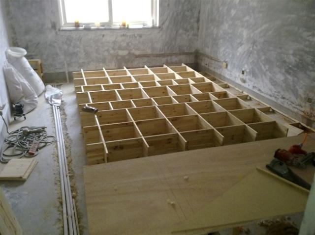 楼房木炕装修效果图,炕床装修效果图,装修木炕效果图大全,楼图片