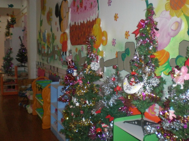 2009-12-29幼儿园家长开放日-欣欣家园-我的搜狐