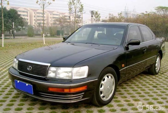 凌志ls400------一代经典名车-★☆★~悟㊣空