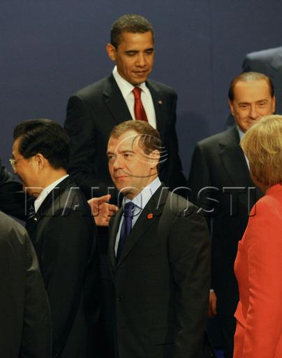 图 非正式G20合照