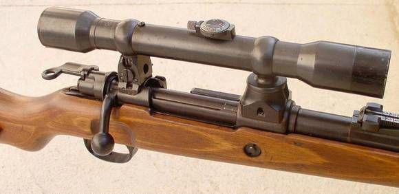 98k瞄准镜素材