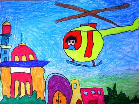 关于中国梦的儿童画图片大全 爱中国网儿童画 中国梦儿童画