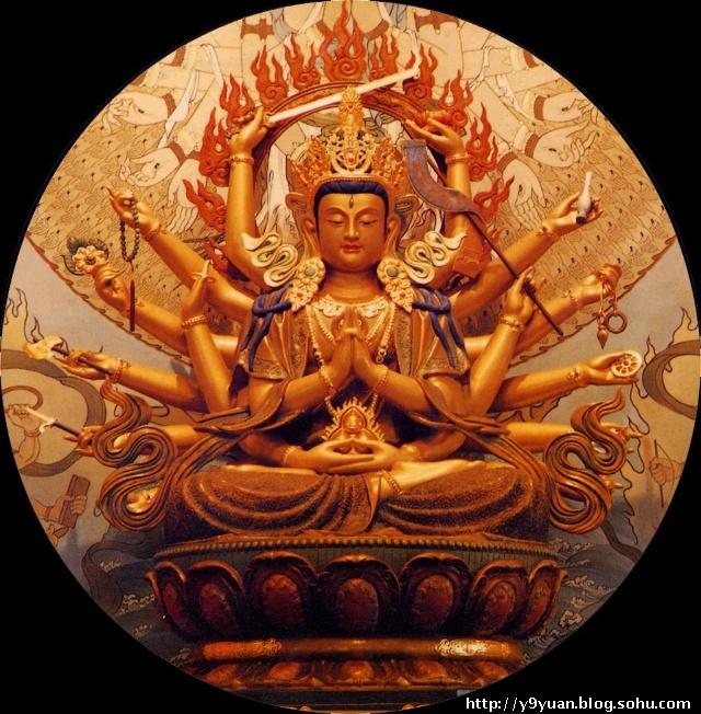龙树菩萨曾赞叹此咒说:准提功德聚,寂静心常诵,一切诸大难,无能侵是