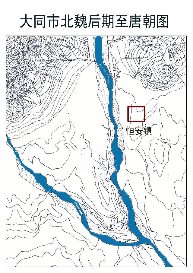 百口泉街道地图