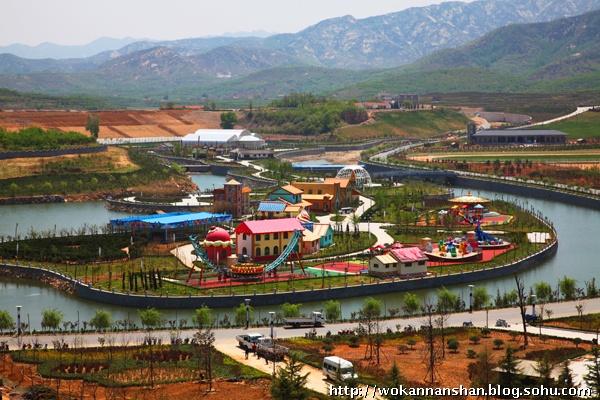 南山主题公园-欢乐谷