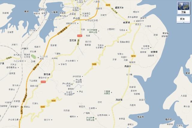 北京到庐山飞机