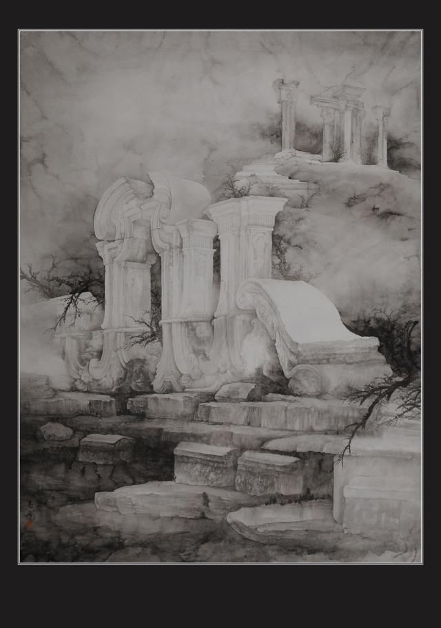 2011年全国中国画作品展终评结果