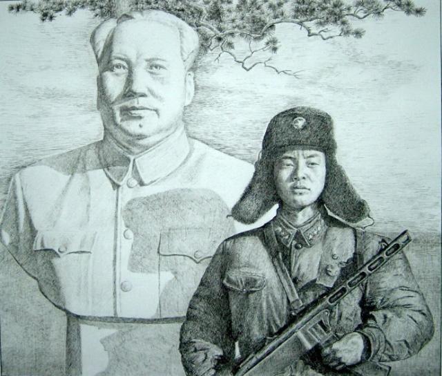 漫谈钢笔画-zb7640钢笔画艺术-搜狐博客