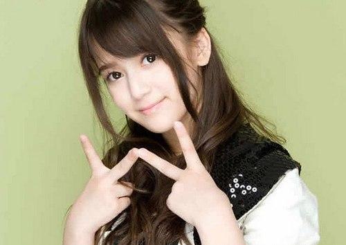 日本最萌的混血美少女