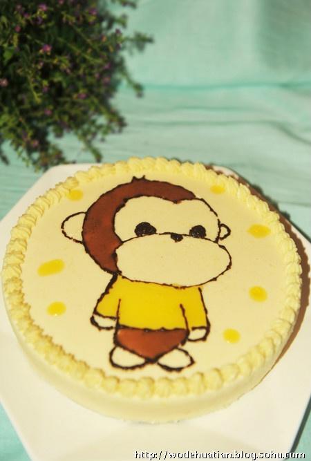 小猴子幕斯蛋糕-一一的阳光-搜狐博客