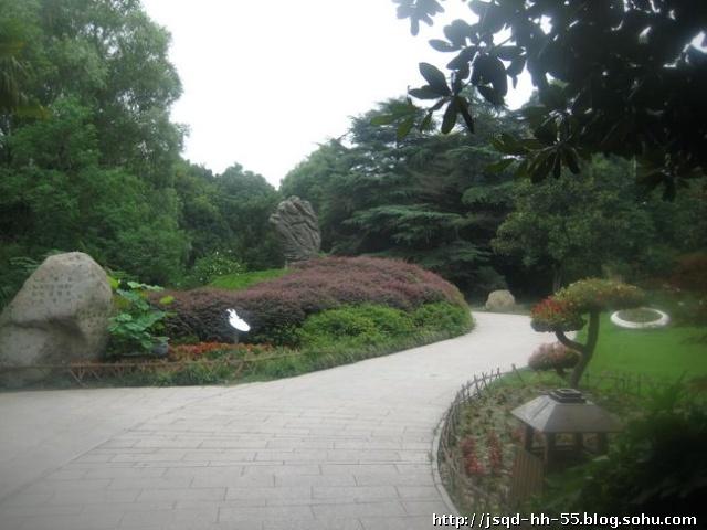 南通啬园风景