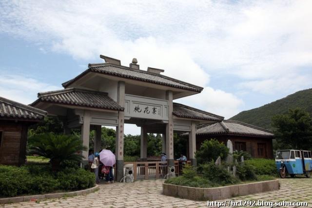 浙江舟山桃花岛