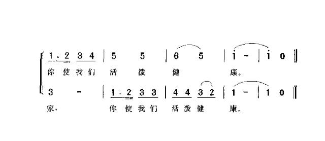 夏令营旅行歌-曲谱歌谱大全-搜狐博客
